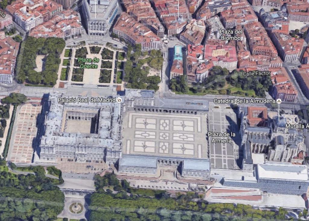Piso en alquiler en calle Noblejas, Palacio en Madrid - 358648798