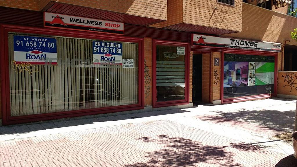 Local comercial en alquiler en calle De Juan Ramón Jiménez, Norte en Alcobendas - 358657288