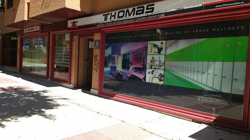 Local comercial en alquiler en calle De Juan Ramón Jiménez, Norte en Alcobendas - 358657291