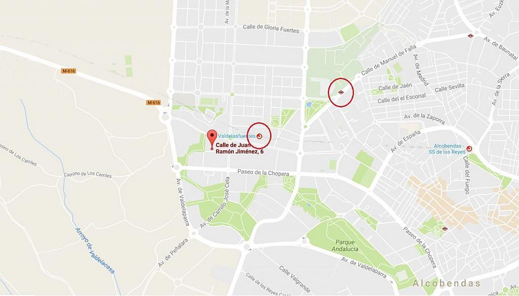 Local comercial en alquiler en calle De Juan Ramón Jiménez, Norte en Alcobendas - 358657327