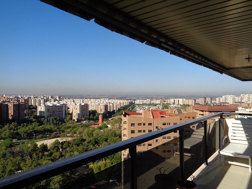 Piso en alquiler en calle Julio Palacios, Fuencarral-el pardo en Madrid - 352778170