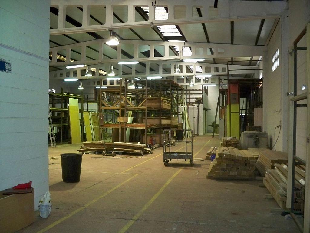 Nave industrial en alquiler en calle Del Ingeniero Fernández Casado, Barrio de la Estacion en Coslada - 358738612