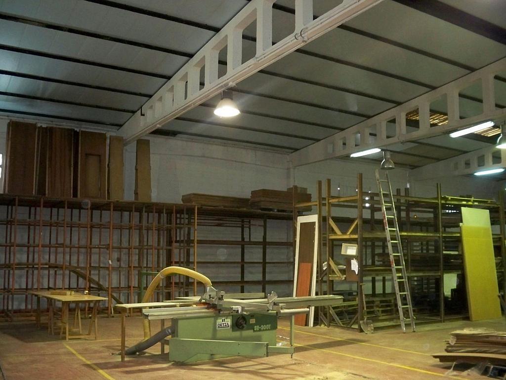 Nave industrial en alquiler en calle Del Ingeniero Fernández Casado, Barrio de la Estacion en Coslada - 358738621