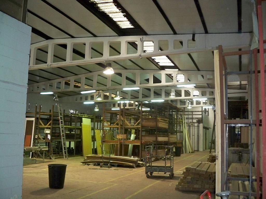 Nave industrial en alquiler en calle Del Ingeniero Fernández Casado, Barrio de la Estacion en Coslada - 358738627