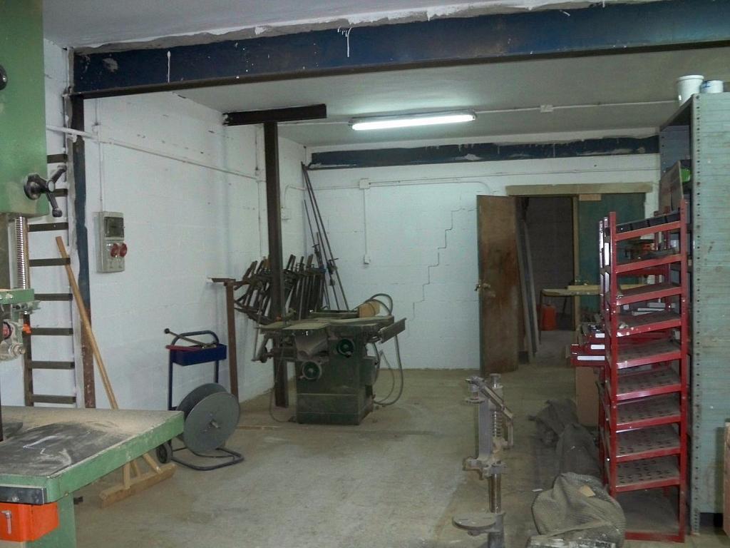 Nave industrial en alquiler en calle Del Ingeniero Fernández Casado, Barrio de la Estacion en Coslada - 358738630