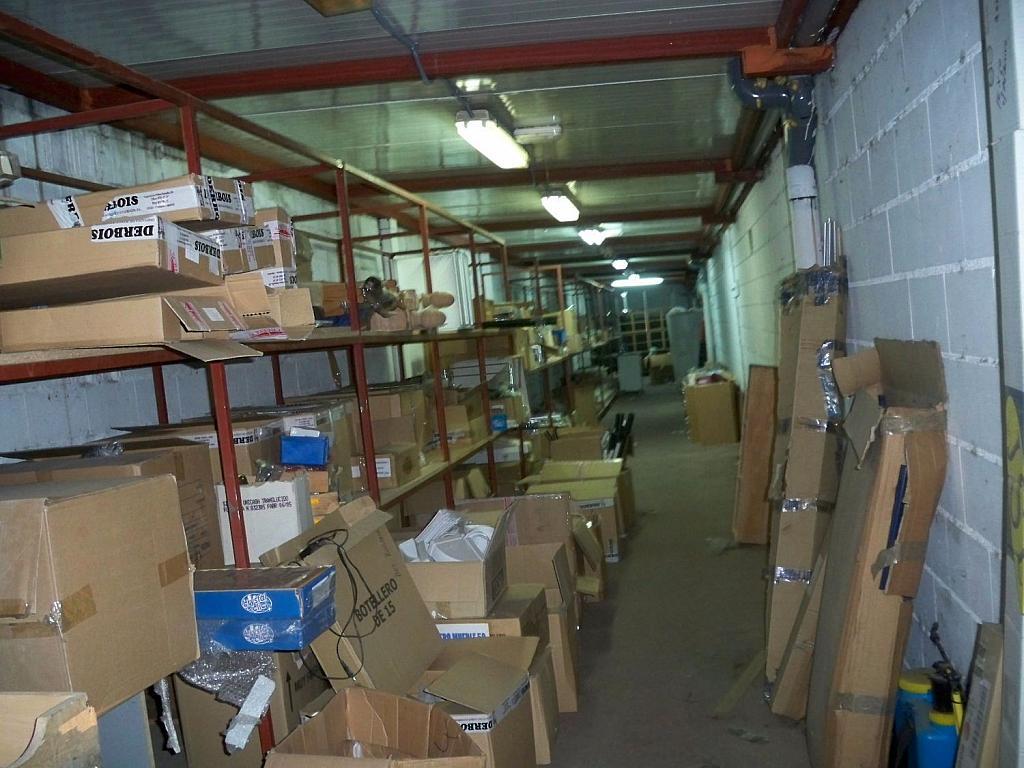 Nave industrial en alquiler en calle Del Ingeniero Fernández Casado, Barrio de la Estacion en Coslada - 358738636