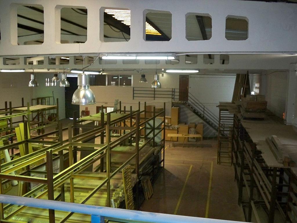 Nave industrial en alquiler en calle Del Ingeniero Fernández Casado, Barrio de la Estacion en Coslada - 358738642