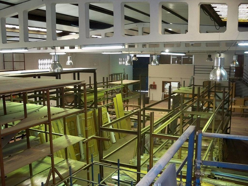Nave industrial en alquiler en calle Del Ingeniero Fernández Casado, Barrio de la Estacion en Coslada - 358738645