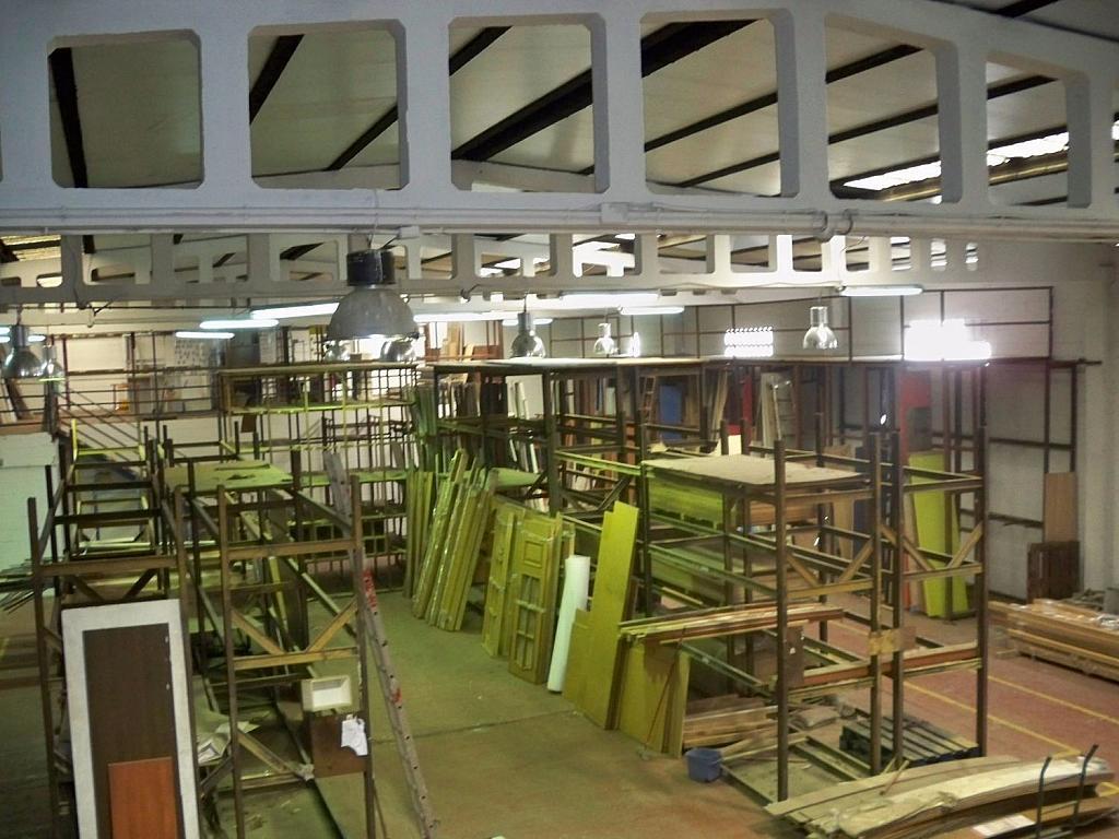 Nave industrial en alquiler en calle Del Ingeniero Fernández Casado, Barrio de la Estacion en Coslada - 358738648