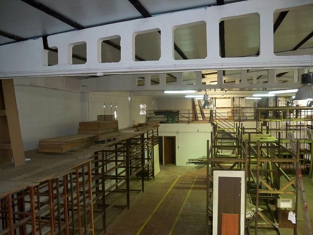 Nave industrial en alquiler en calle Del Ingeniero Fernández Casado, Barrio de la Estacion en Coslada - 358738651