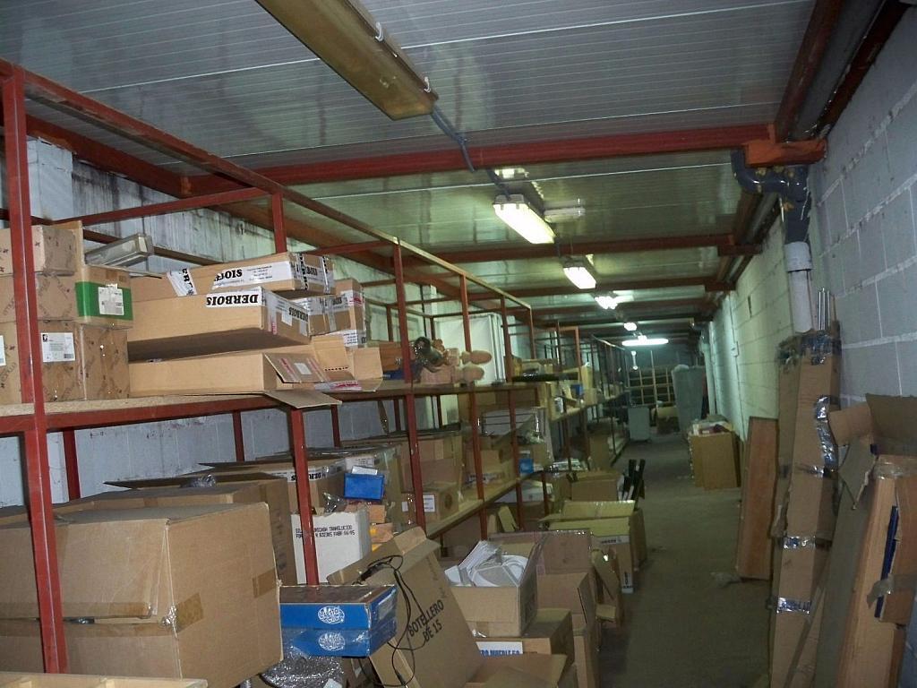 Nave industrial en alquiler en calle Del Ingeniero Fernández Casado, Barrio de la Estacion en Coslada - 358738657