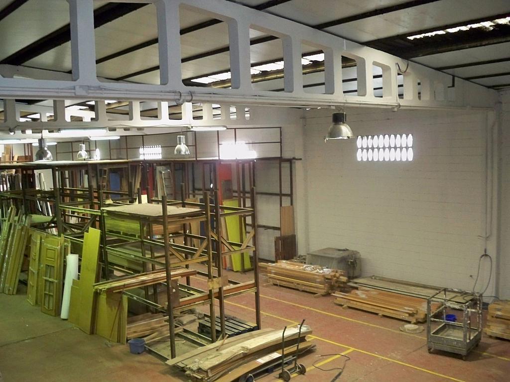 Nave industrial en alquiler en calle Del Ingeniero Fernández Casado, Barrio de la Estacion en Coslada - 358738660