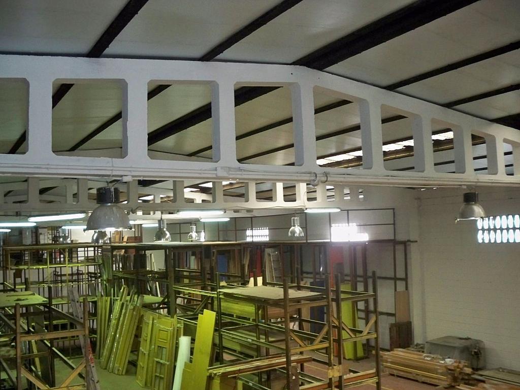 Nave industrial en alquiler en calle Del Ingeniero Fernández Casado, Barrio de la Estacion en Coslada - 358738678
