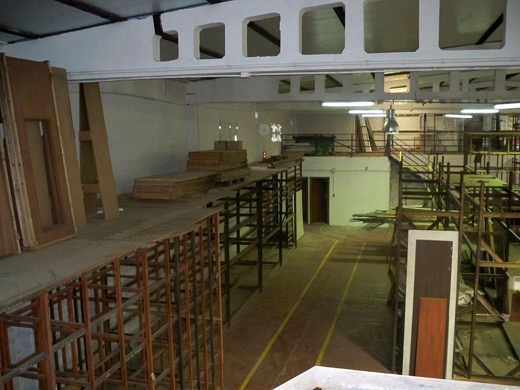 Nave industrial en alquiler en calle Del Ingeniero Fernández Casado, Barrio de la Estacion en Coslada - 358738681