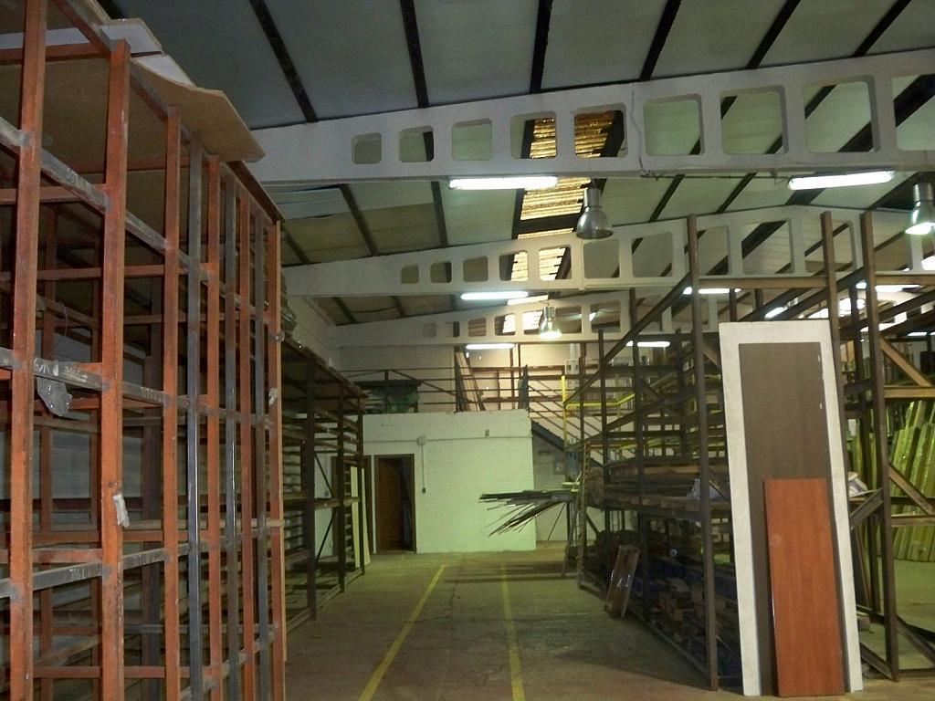 Nave industrial en alquiler en calle Del Ingeniero Fernández Casado, Barrio de la Estacion en Coslada - 358738684