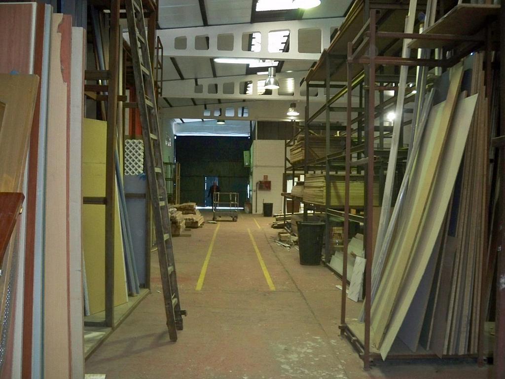 Nave industrial en alquiler en calle Del Ingeniero Fernández Casado, Barrio de la Estacion en Coslada - 358738690
