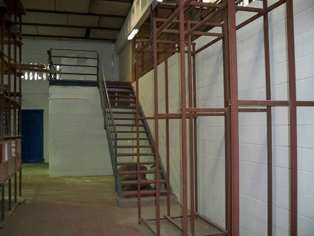 Nave industrial en alquiler en calle Del Ingeniero Fernández Casado, Barrio de la Estacion en Coslada - 358738702