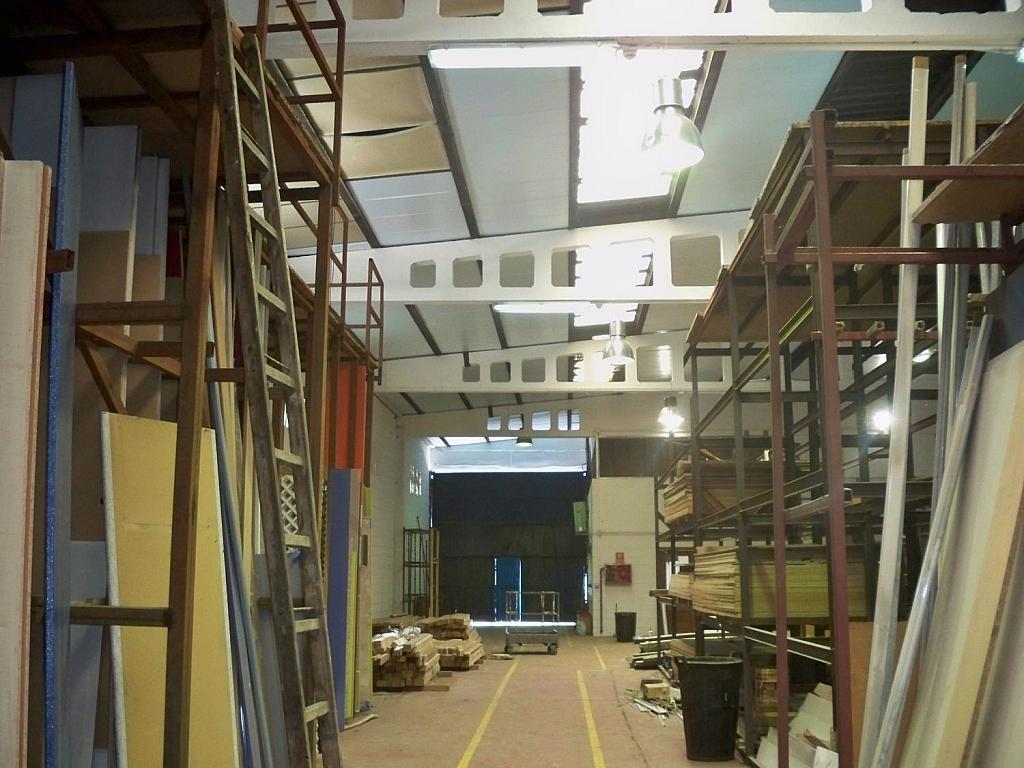Nave industrial en alquiler en calle Del Ingeniero Fernández Casado, Barrio de la Estacion en Coslada - 358738708