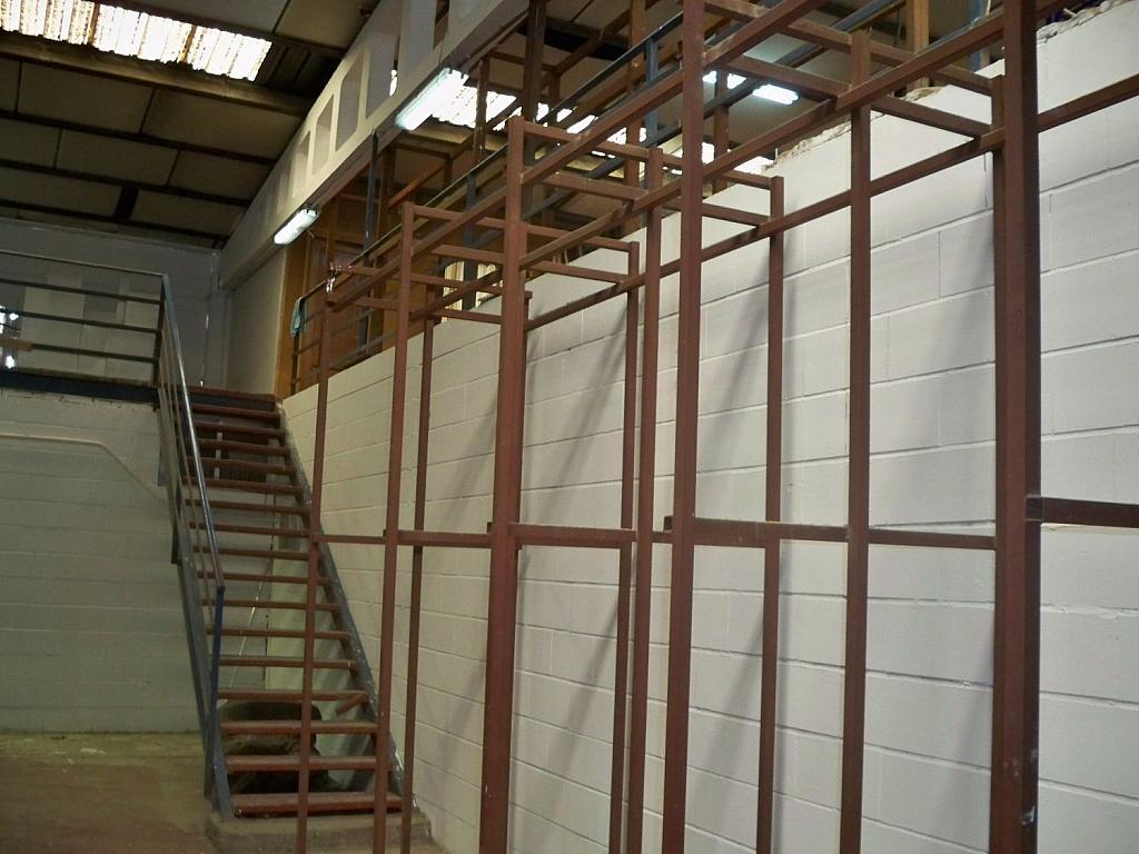 Nave industrial en alquiler en calle Del Ingeniero Fernández Casado, Barrio de la Estacion en Coslada - 358738714
