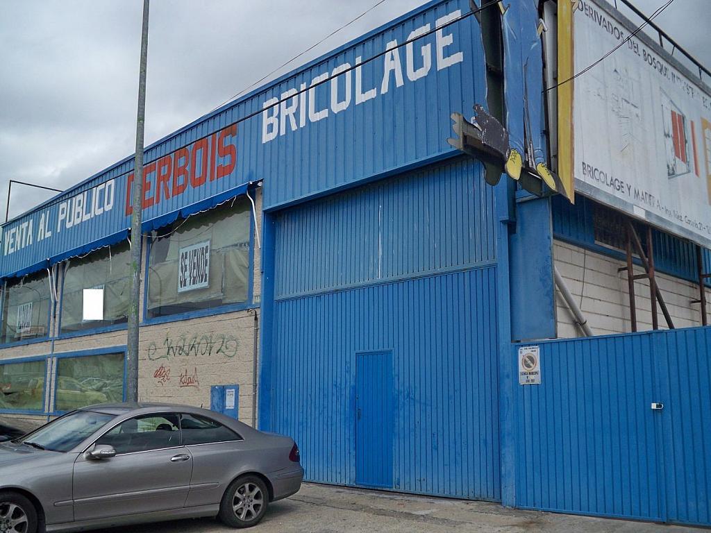 Nave industrial en alquiler en calle Del Ingeniero Fernández Casado, Barrio de la Estacion en Coslada - 358738723