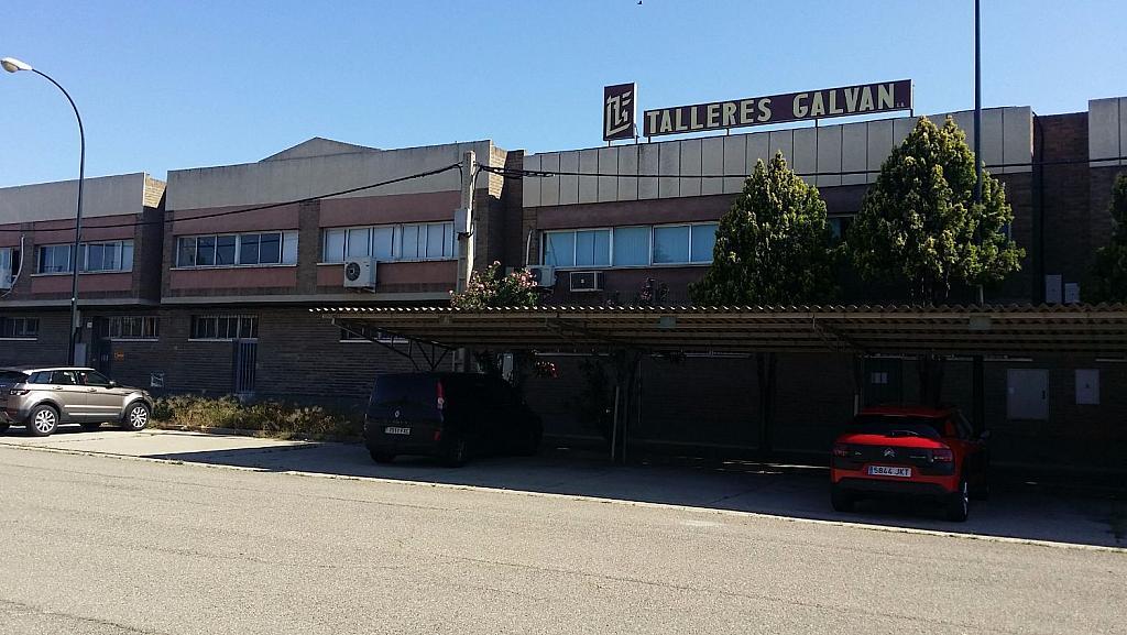 Nave industrial en alquiler en polígono Malpica Calle o, Santa Isabel en Zaragoza - 323031651