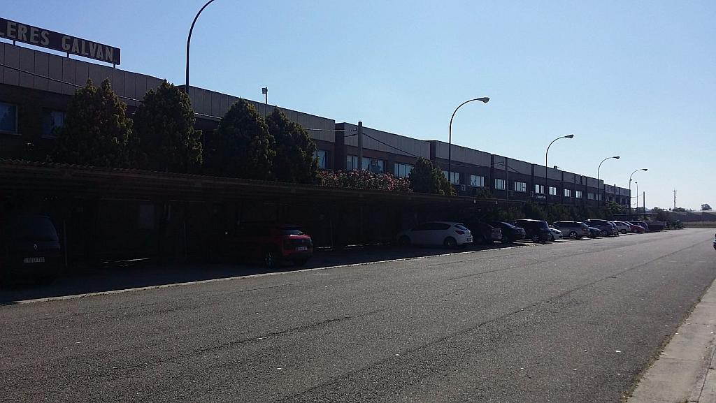Nave industrial en alquiler en polígono Malpica Calle o, Santa Isabel en Zaragoza - 323031654