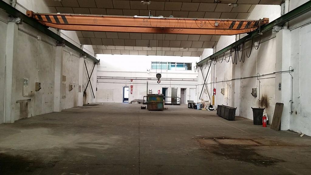 Nave industrial en alquiler en polígono Malpica Calle o, Santa Isabel en Zaragoza - 323031660