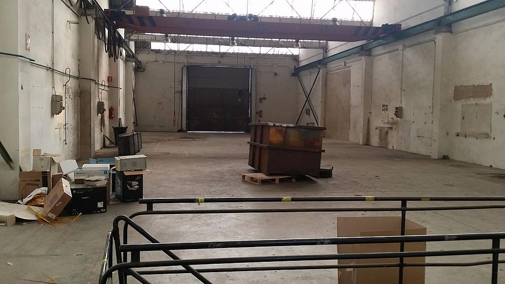 Nave industrial en alquiler en polígono Malpica Calle o, Santa Isabel en Zaragoza - 323031663