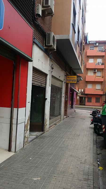 Local comercial en alquiler en calle Nicanor Villa Villita, Las Fuentes – La Cartuja en Zaragoza - 362310944