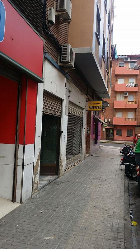 Local comercial en alquiler en calle Nicanor Villa Villita, Las Fuentes – La Cartuja en Zaragoza - 362310947