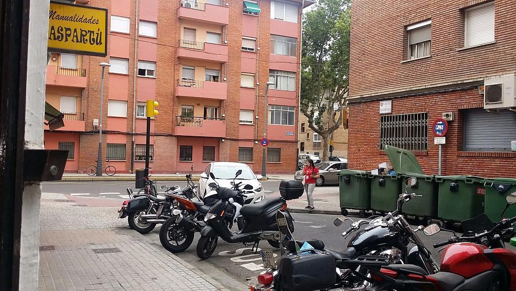 Local comercial en alquiler en calle Nicanor Villa Villita, Las Fuentes – La Cartuja en Zaragoza - 362310953