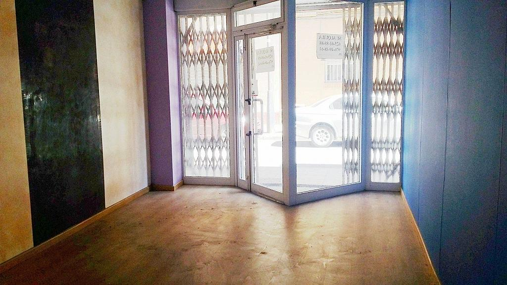 Local comercial en alquiler en calle Tomás Higuera, Las Fuentes – La Cartuja en Zaragoza - 362311691