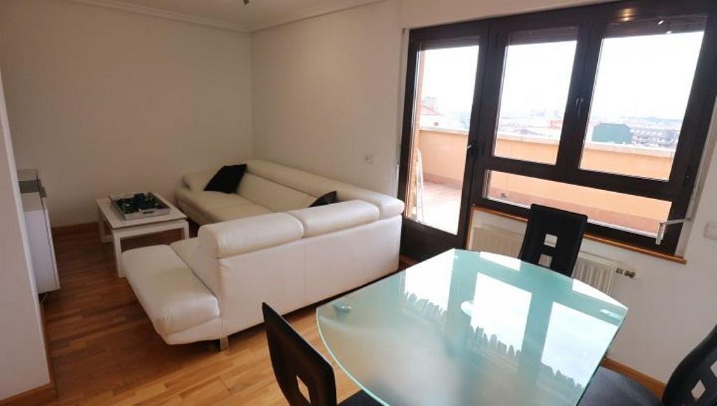 Ático en alquiler en calle Teodoro Cuesta, Ciudad Naranco en Oviedo - 326266896