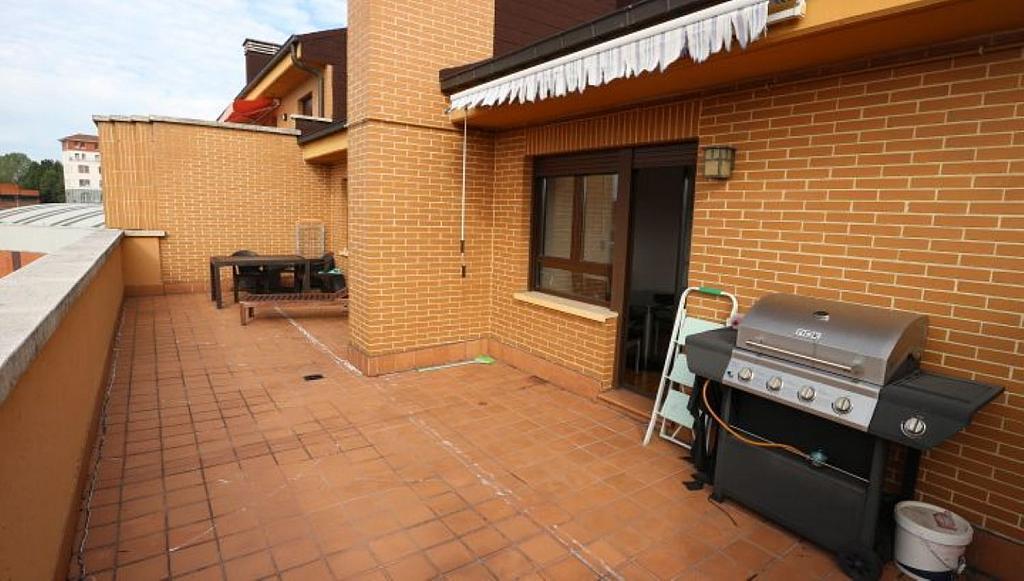 Ático en alquiler en calle Teodoro Cuesta, Ciudad Naranco en Oviedo - 326266926