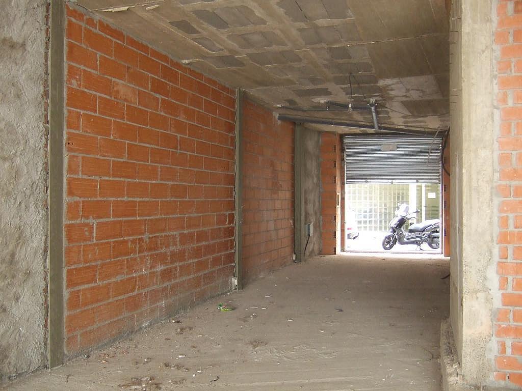 Imagen del inmueble - Local comercial en alquiler en calle Pep Ventura, Figueres - 326808220