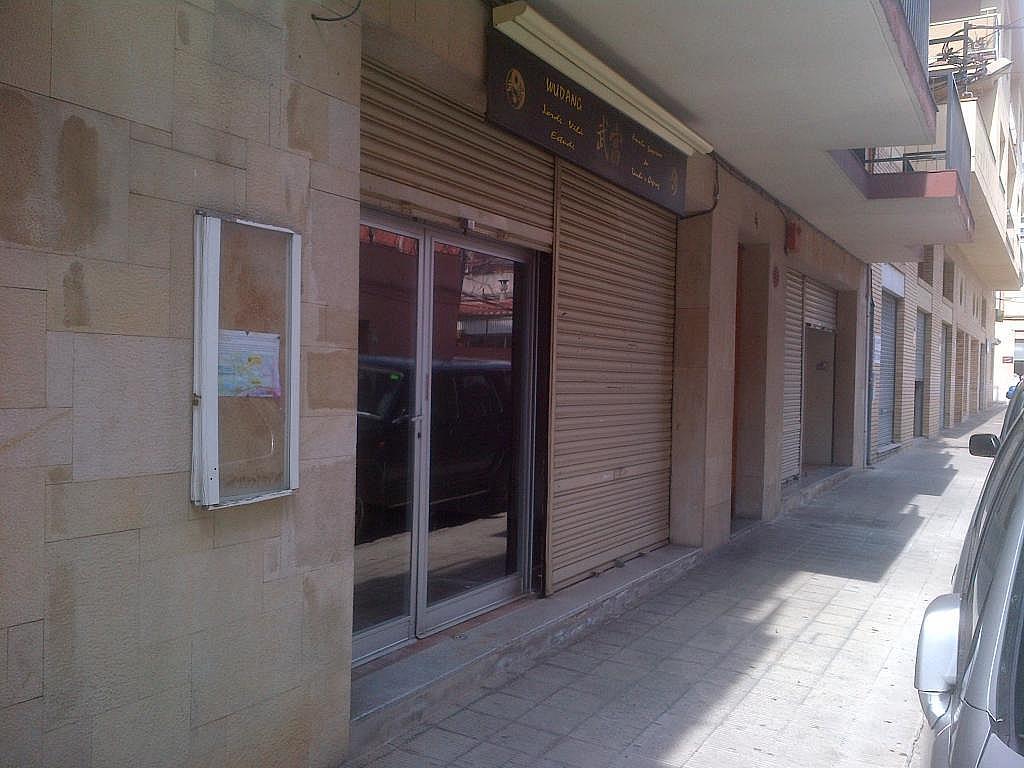 Imagen del inmueble - Local comercial en alquiler en calle Eduard Rodeja, Figueres - 326808238