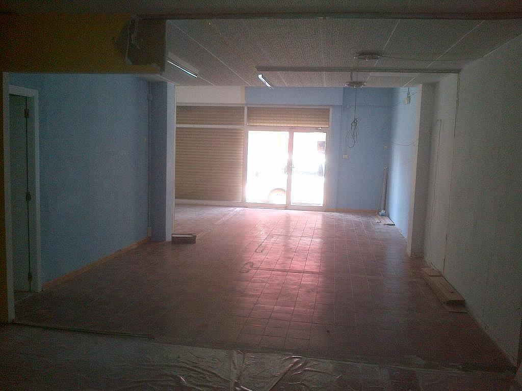 Imagen del inmueble - Local comercial en alquiler en calle Eduard Rodeja, Figueres - 326808250