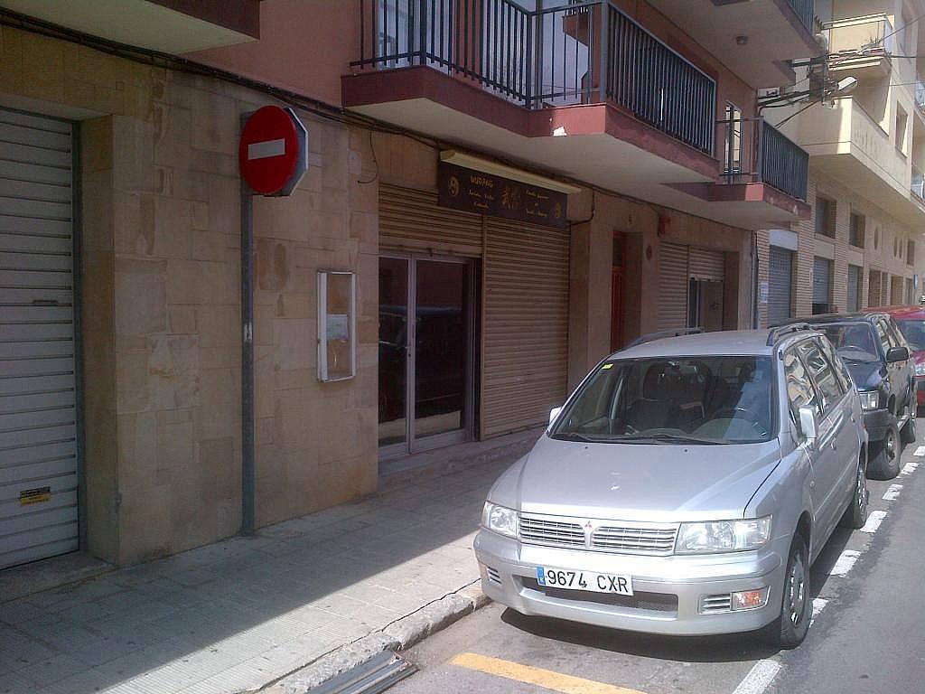 Imagen del inmueble - Local comercial en alquiler en calle Eduard Rodeja, Figueres - 326808259
