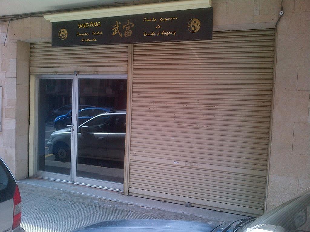 Imagen del inmueble - Local comercial en alquiler en calle Eduard Rodeja, Figueres - 326808262