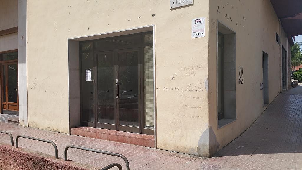 Imagen del inmueble - Local comercial en alquiler en calle Doctor Ferran, Figueres - 326808283