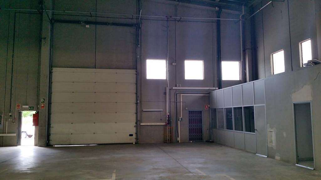 Imagen del inmueble - Nave industrial en alquiler en calle Del Mas Pins, Riudellots de la Selva - 326808991