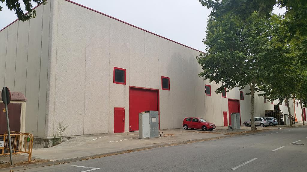 Imagen del inmueble - Nave industrial en alquiler en calle Llevant, Riudellots de la Selva - 326809000