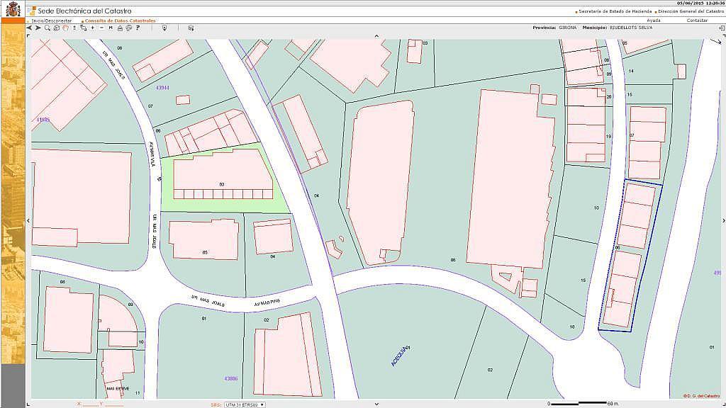 Imagen del inmueble - Nave industrial en alquiler en calle Llevant, Riudellots de la Selva - 326809009