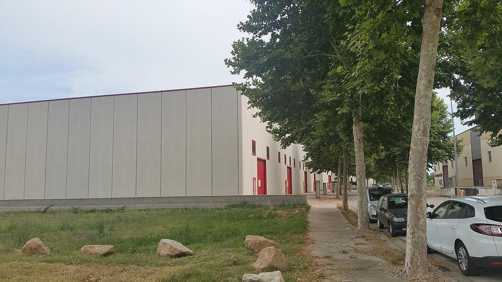 Imagen del inmueble - Nave industrial en alquiler en calle Llevant, Riudellots de la Selva - 326809675