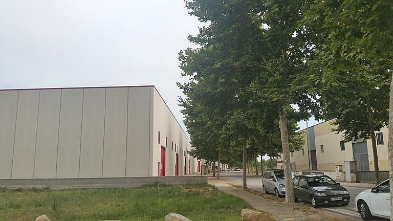 Imagen del inmueble - Nave industrial en alquiler en calle Llevant, Riudellots de la Selva - 326809684