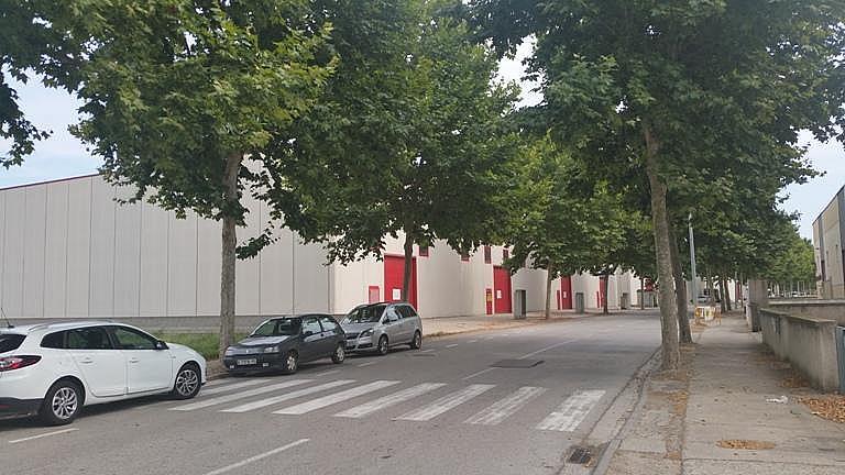 Imagen del inmueble - Nave industrial en alquiler en calle Llevant, Riudellots de la Selva - 326809687
