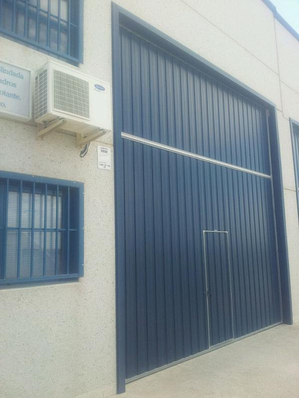 Foto1 - Nave industrial en alquiler en Viso de San Juan (El) - 322595297
