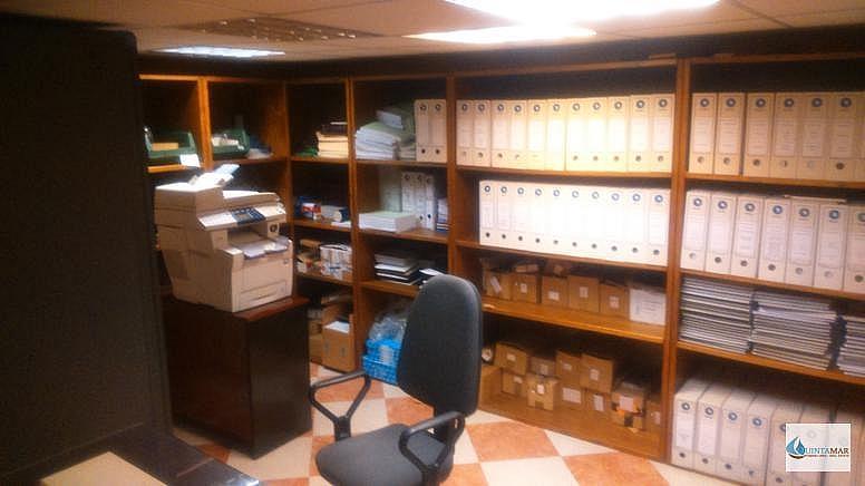 Oficina en alquiler en Gamarra - La Trinidad en Málaga - 327651165