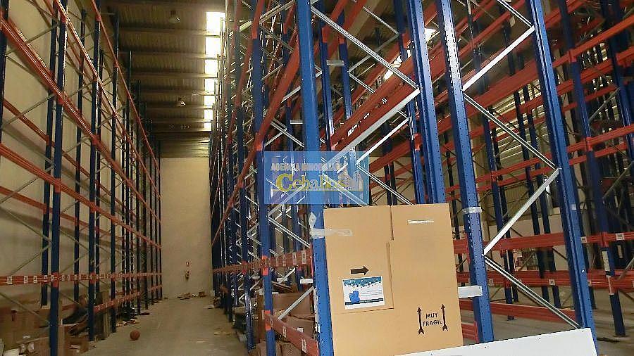"""""""foto"""" - Nave industrial en alquiler en polígono De Cabanillas, Guadalajara - 330528439"""