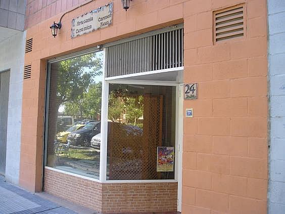 Local en alquiler en calle Concepción Saiz de Otero, Ranillas en Zaragoza - 330749862